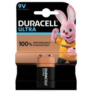 Duracell Ultra 9V Battery - 1 Pack