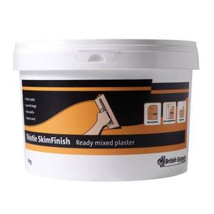 Thistle SkimFinish Ready Mixed Plaster - 6kg