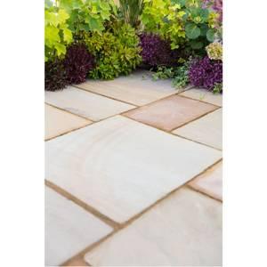 Stylish Stone Natural Sandstone 10.2sq m - Scottish Glen