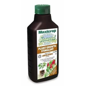Maxicrop Seaweed Fertilizer 1lt