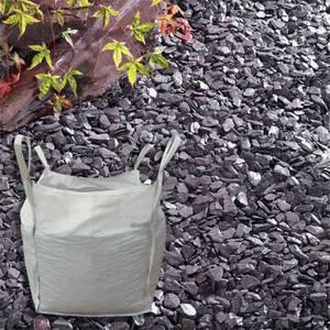 Stylish Stone Plum Slate 20mm - Bulk Bag 750 kg