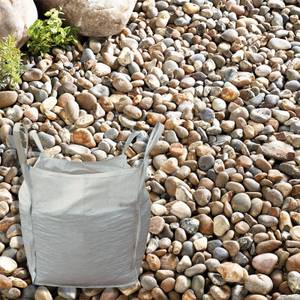 Stylish Stone Coastal Pebbles - Bulk Bag 750 kg