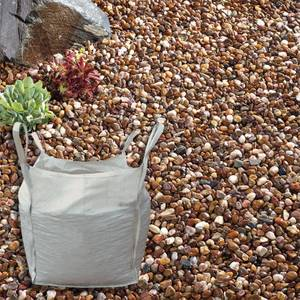 Stylish Stone Premium Pea Gravel 10mm - Bulk Bag 750 kg