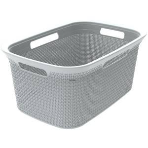 Ezy Storage Mode 45L Laundry Basket - Lily