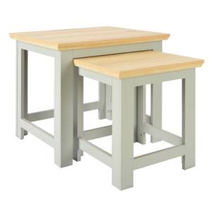 Diva Nest of 2 Tables - Grey