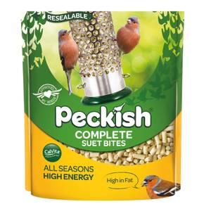 Peckish Complete Suet Bites For Wild Birds - 1kg