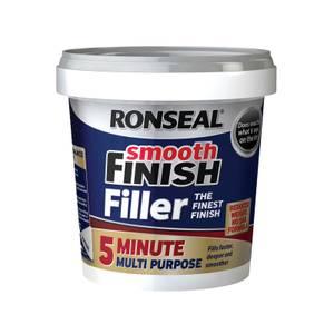 Ronseal 5 Minute Wall Filler - 600ml