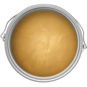 Craig & Rose Artisan Gold Effect Paint - Antique Gold - 250ml