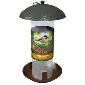 Peckish Secret Garden Bird Seed Feeder
