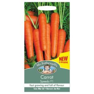 Mr. Fothergill's Carrot Speedo  F1 Seeds