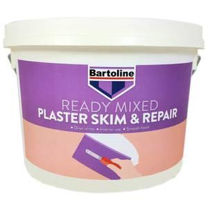 Bartoline Ready Mixed Plaster Skim & Repair - 2.5L