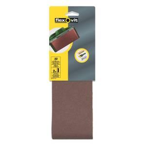 Flexovit Detail All Surface Detail Sandpaper - 105 x 175mm - 180 Grit - Fine