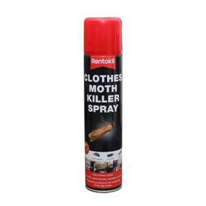 Rentokil Clothes Moth Killer Spray - 300ml