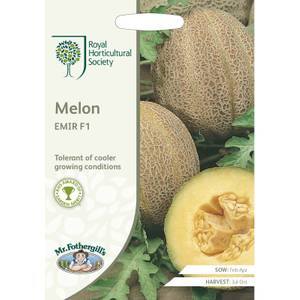 RHS Melon Emir F1 Seeds