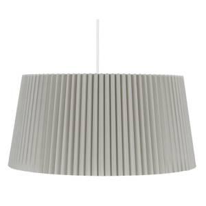 Fold Lamp Shade - Grey