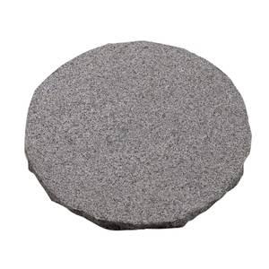 Stylish Stone Granite Stepping Stone 300mm - Dark Grey