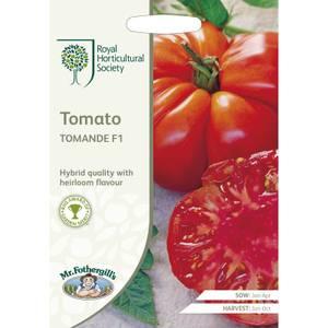 RHS Tomato Tomande F1 Seeds