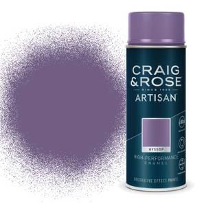 Craig & Rose Artisan Enamel Gloss Spray Paint - Hyssop - 400ml