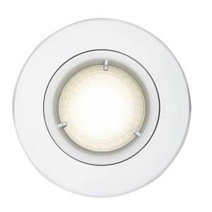 Speedfit Twist and Lock GU10 IP20 Fixed Downlight - White