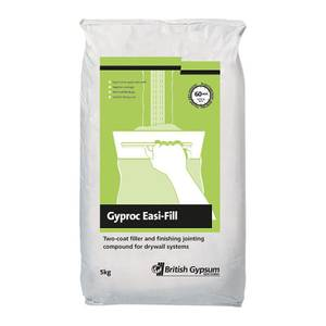 Gyproc Easi-Fill - 5kg