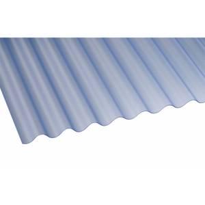 Corolux 10ft Mini Sheet Translucent - Pack 5
