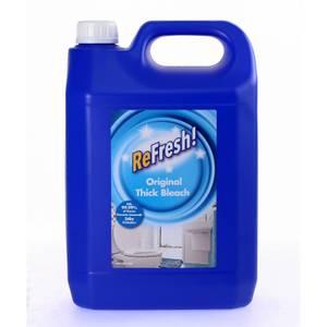 Refresh Original Thick Bleach - 5L