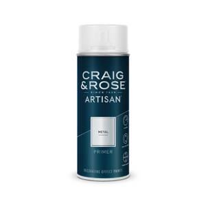 Craig & Rose Artisan Metal Primer Spray Paint - 400ml