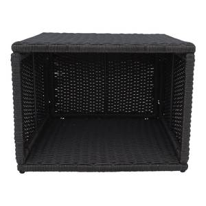 Canadian Spa Rattan Square Spa Side Table