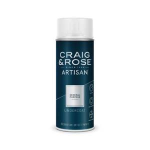 Craig & Rose Artisan Undercoat Spray Paint - 400ml