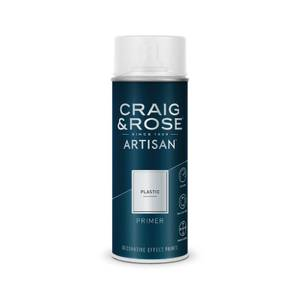 Craig & Rose Artisan Plastic Primer Spray Paint - 400ml
