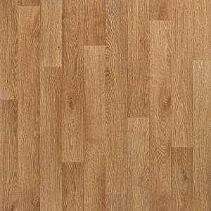 Brady Vinyl Flooring - Oak Plank Effect - 2x3m