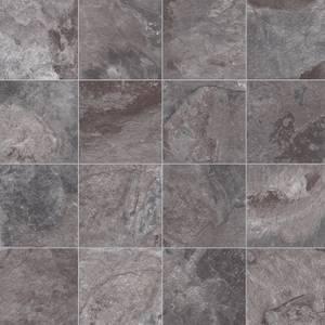 Otis Vinyl Flooring - Slate Tile Effect - 2x2m
