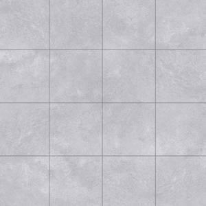 Finley Vinyl Flooring - Grey Tile Effect - 2x3m