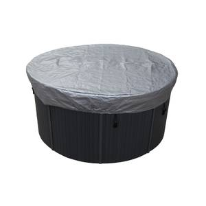 Canadian Spa Round Spa Cover Guard - 84In
