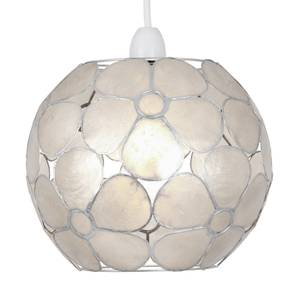 Capiz Floral Ball Easy Fit Light Shade - Natural