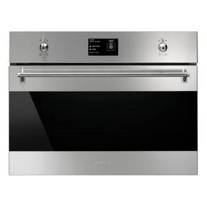 Smeg SF4390VCX1 45cm Steam Electric Oven
