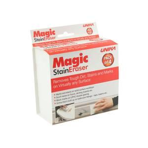 Unika Magic Eraser - 4 Pack