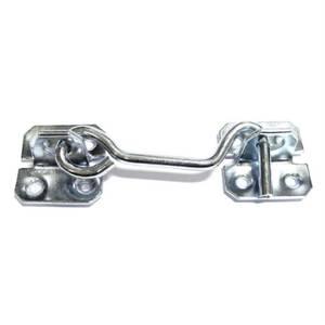 Wire Cabin Hook - Zinc - 76mm