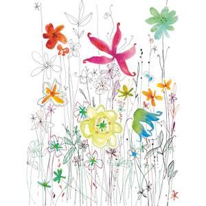 Fine Decor Joli Floral Smooth Wallpaper Mural