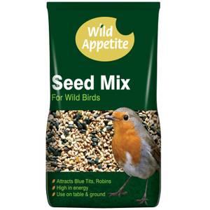 Wild Appetite Bird Seed Mix - 12.75kg