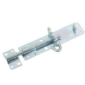 Padbolt - Zinc - 101mm