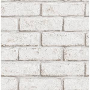 Superfresco Easy Brick White/Red Wallpaper