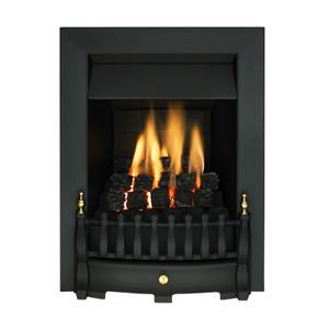 Valor Blenheim Slimline Inset Gas Fire - Black