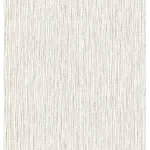 Boutique HWV Grasscloth Cream Wallpaper