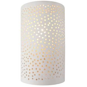 Pinche Ceramic Cylinder Wall Light