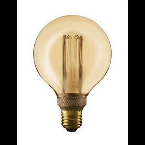 TCP LED Vintage G95 13WEQ E27 Classic Light Bulb