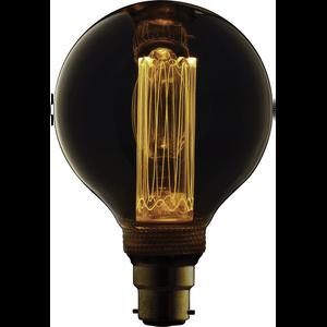 TCP LED Vintage G95 13WEQ B22 Classic Light Bulb