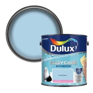 Dulux Easycare Bathroom First Dawn Blue Soft Sheen Paint - 2.5L