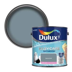 Dulux Easycare Bathroom Denim Drift Soft Sheen Paint - 2.5L