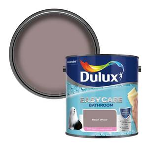Dulux Easycare Bathroom Heart Wood Soft Sheen Paint - 2.5L